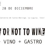 TO WINE OR NOT TO WINE