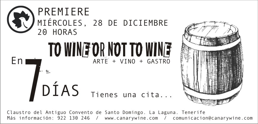 Premier «To Wine or Not To Wine»